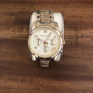 Michael Kors Limited Edition Gold Watch